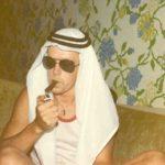Uppklädd i inköp i Kuwait