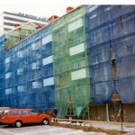 Fribergsgatan fasadrenovering