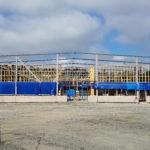 Nybyggnad av industrilokal