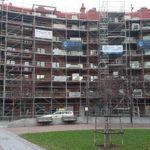 Ombyggnad brf Friggagatan